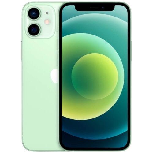 Telefon mobil Apple iPhone 12 mini, 64GB, 4GB RAM, 5G, Green, MGE23__/A