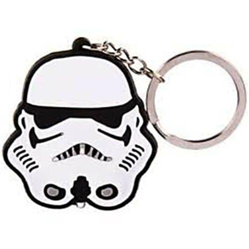 Breloc cauciucat Star Wars Storm Trooper, Disney NV2266, NV2266