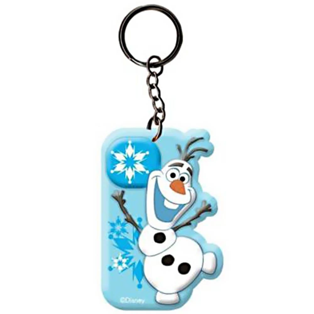 Breloc din cauciuc Regatul de Gheata, Olaf, Disney Frozen, NV0361, NV0361