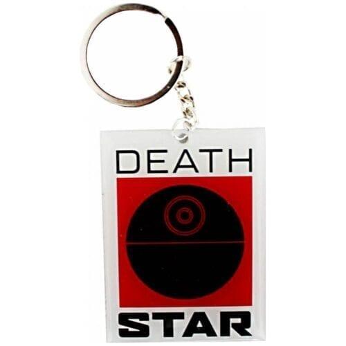 Breloc metalic Star Wars Death Star, Disney, NV3133, NV3133
