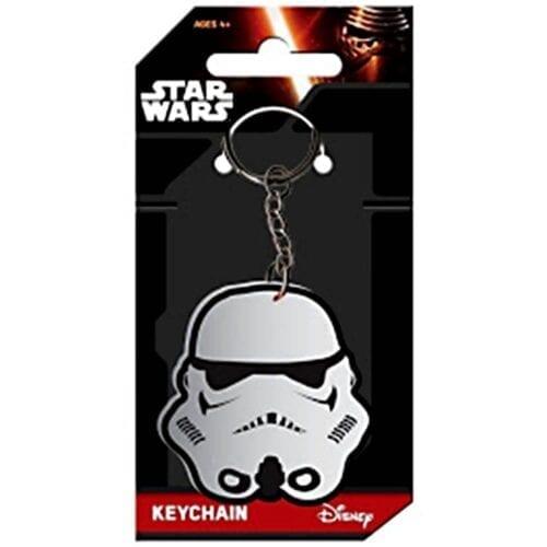 Breloc metalic Star Wars Storm Trooper, Disney, NV3126, NV3126