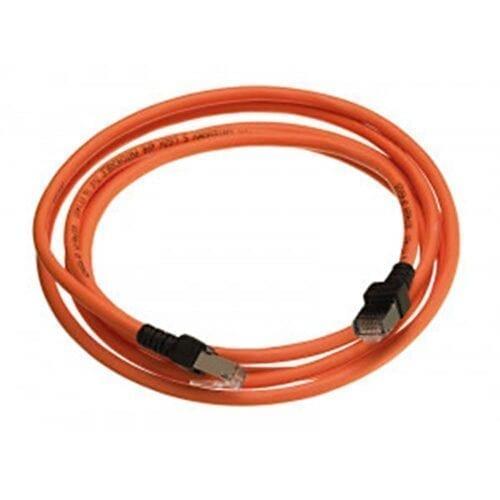 Cablu de retea Patch Cord Nexans LANmark-5, Cat 5e, LSZH, neecranat, lungime 5m, portocaliu, N115.P1A050OU