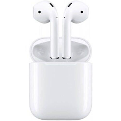 Casti Apple Airpods 2 cu Charging Case, MV7N2__/A