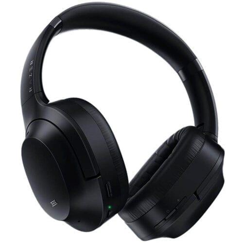 Casti wireless Razer Opus, THX Certified, Advanced ANC, Bluetooth, USB-C, Late 2020, RZ04-03430100-R3M1