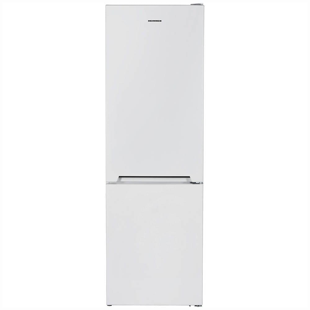 Combina frigorifica Heinner HC-V336F+, 336 L, Clasa A+, less frost, LED, H 186 cm, Alb