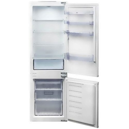 Combina frigorifica incorporabila Beko BCHA275K3SN, 262 L, Congelator NoFrost, Clasa A+, 177.5 cm, Alb