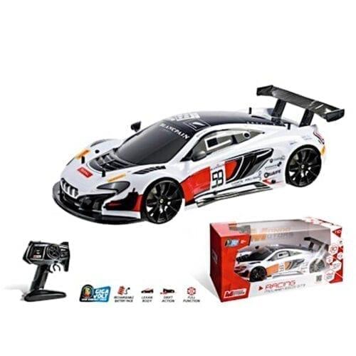 Masina cu telecomanda McLaren, Mondo MDMM633602, culoare alb, MDMM633601