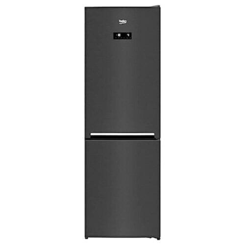 Combina frigorifica Beko RCNA366E40ZXBRN, 324 l, Clasa A++, NeoFrost, Everfresh+, H 185.2cm, dark inox, RCNA366E40ZXBRN