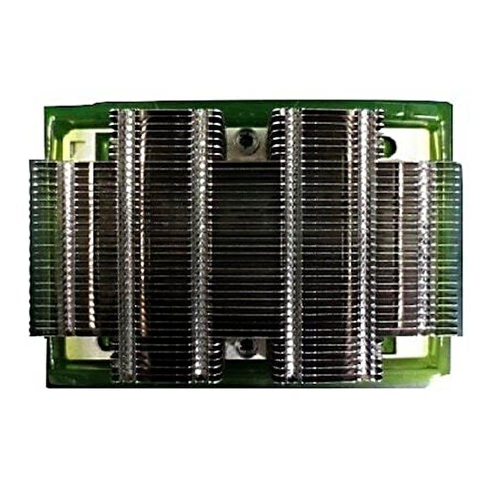 Radiator procesor server Dell, 125W or lower CPU, pentru PowerEdge R740/R740XD, low profile, low cost, 412-AAMC