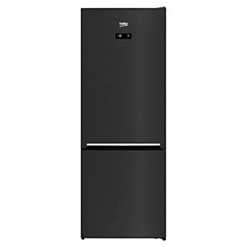 Combina frigorifica Beko RCNE560E40ZXBRN, 501 l, Clasa A++, NeoFrost Dual Cooling, 192 cm, dark inox, RCNE560E40ZXBRN