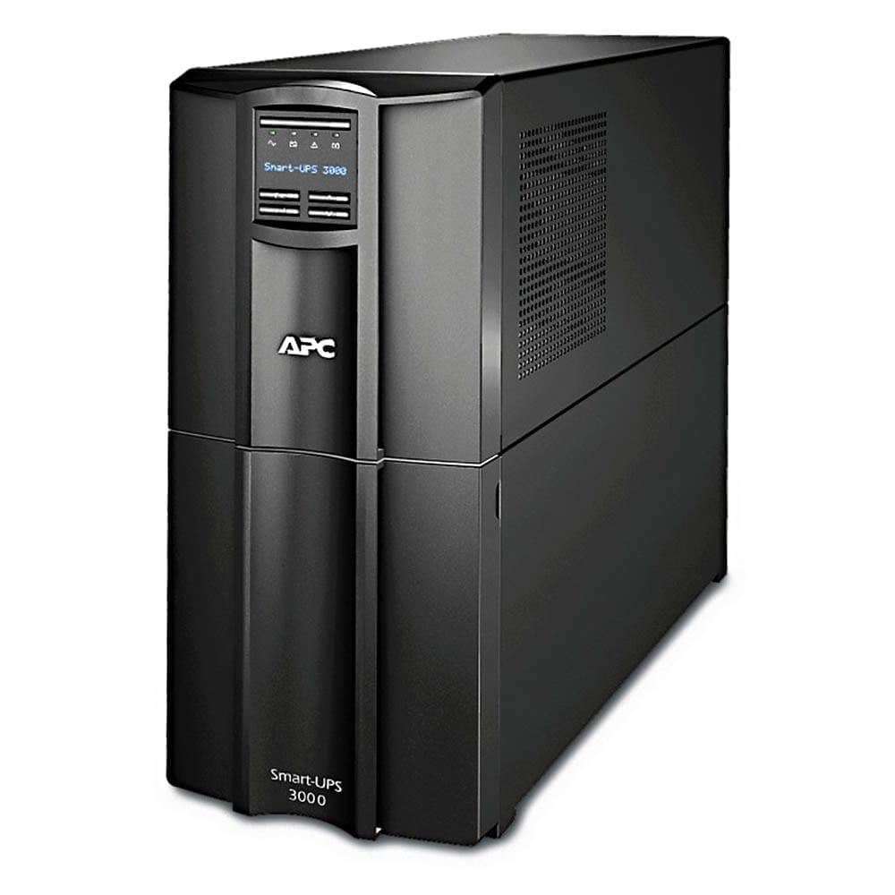 UPS APC Smart-UPS 2200VA, 1980W, Tower, LCD, 230V, USB, SmartConnect, 8xIEC C13, SMT2200IC