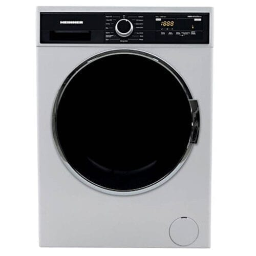 Masina de spalat Heinner HWM-V914TD+++, 9 kg, 1400 RPM, Clasa A+++, Display LED, Control Touch 60 cm, Alb, HWM-V914TD+++