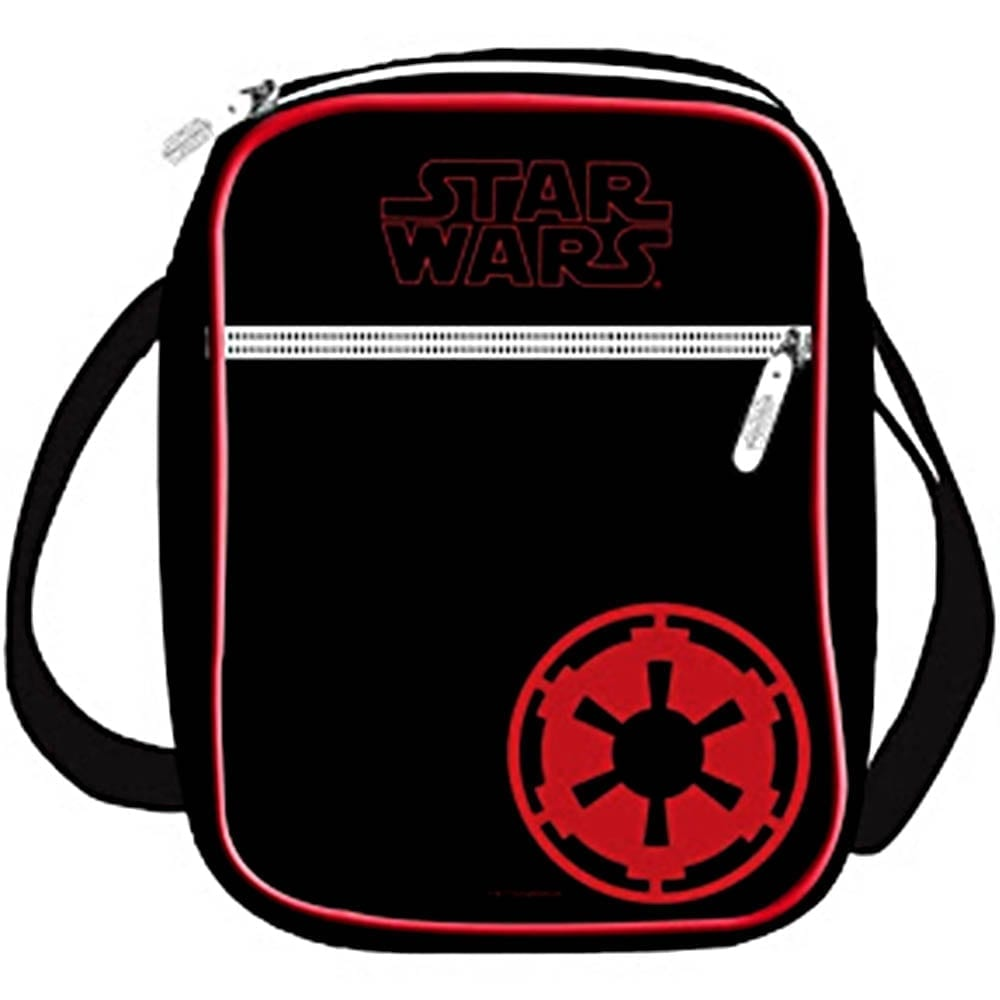 Geanta de umar Star Wars Death Star, culoare negru, Disney NV3041, NV3041