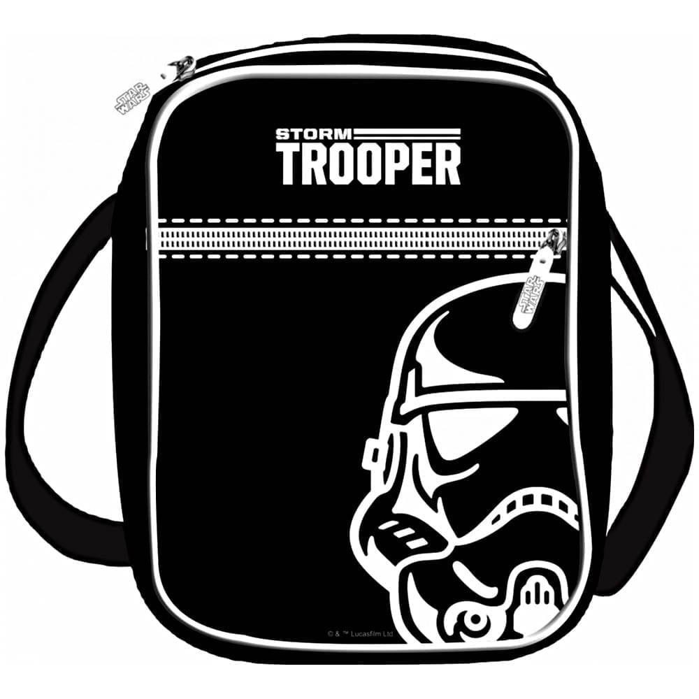 Geanta de umar Star Wars Storm Trooper, culoare neagru, Disney NV3058, NV3058