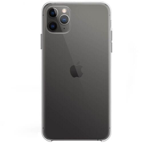 Husa de protectie Apple pentru iPhone 11 Pro Max, Clear Case, MX0H2ZM/A