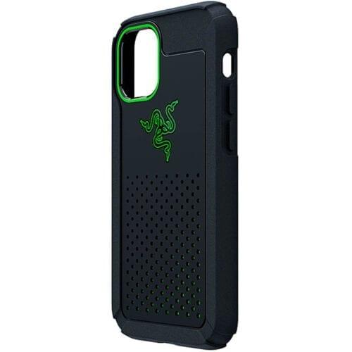 Husa de protectie Razer Arctech Pro pentru iPhone 12, Black, RC21-0145PB17-R3M1