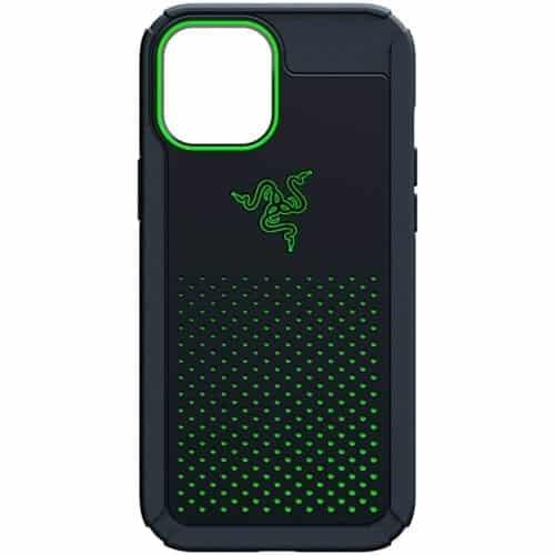 Husa de protectie Razer Arctech Pro pentru iPhone 12 Pro Max, Black, RC21-0145PB20-R3M1