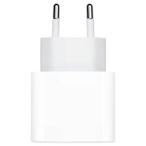 Incarcator retea Apple, USB Type C, 20W, MHJE3ZM/A