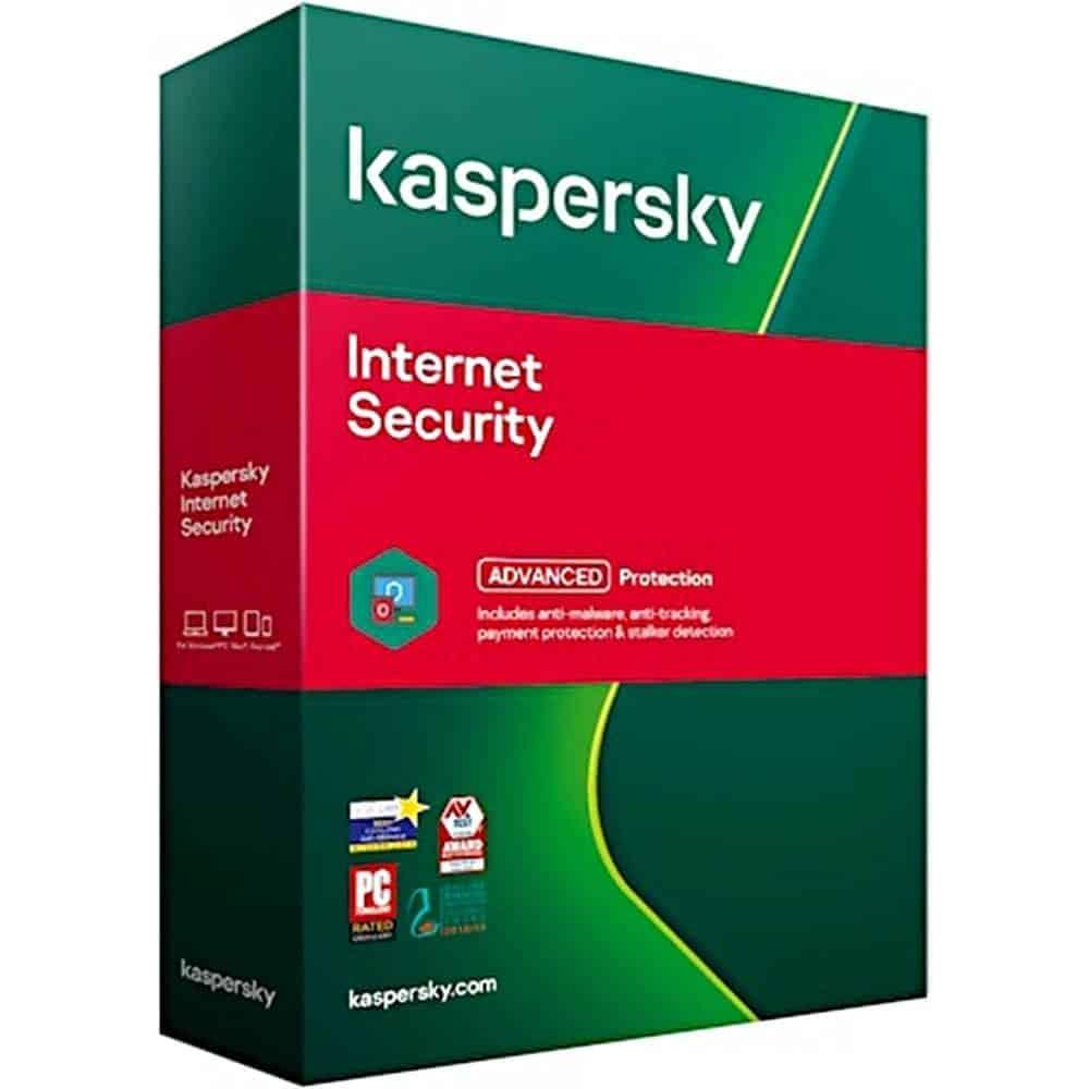 Kaspersky Internet Security, 1 an, 1 dispozitiv, Retail, box, New, KL1939O5AFS
