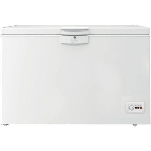 Lada frigorifica Beko HSA29540N, 284 L, Clasa A++, Fast Freezing, Alb