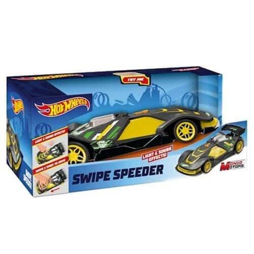 Masinuta Hot Wheels Swipe Speeder, Cyber Speeder, MDHW51222