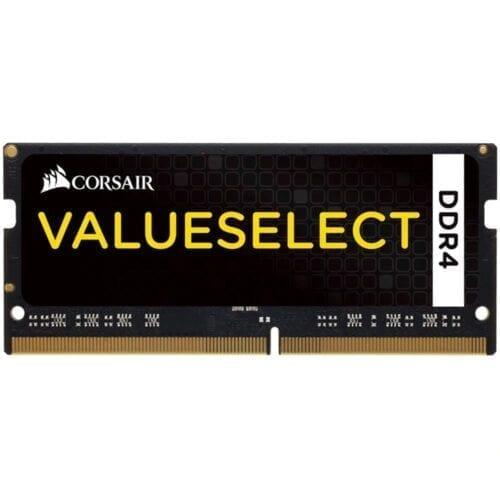 Memorie notebook Corsair ValueSelect, 16GB, DDR4, 2133MHz, CL15, 1.2v, CMSO16GX4M1A213C15
