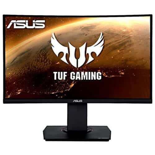 Monitor curbat gaming Asus TUF VG24VQ, 23.6