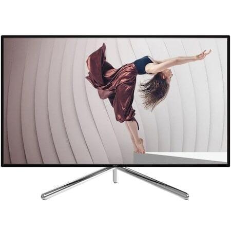 Monitor LED IPS Porche Design AOC, 31.5″, 60 Hz, 4K, Ultra HD, HDMI, Display Port, Low Blue Light, U32U1, Negru / Gri
