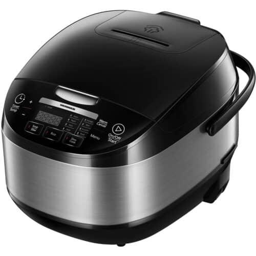 Multicooker Heinner HMCK-5BK, 5L, 770 W, 11 programe, Timer, Control Touch, Functie mentinere la cald, Negru