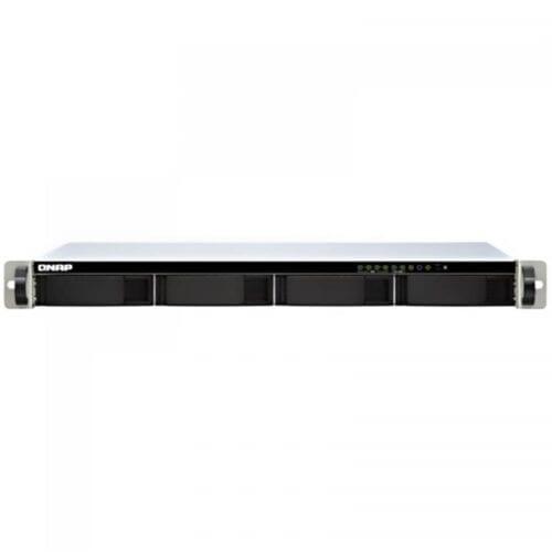 Network Attached Storage QNAP TS-451DEU-2G, 4-Bay, CPU Intel Celeron, 2GB DDR4