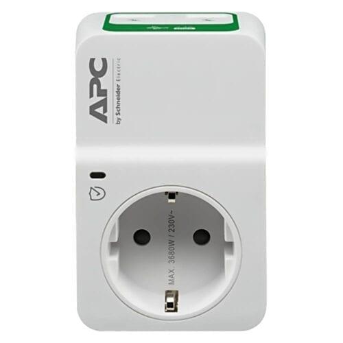 Priza cu protectie APC Essential SurgeArrest, 1 Outlet, 230 V, PM1WU2-GR