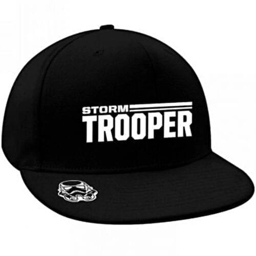 Sapca Disney Star Wars Storm Trooper, bumbac, culoare negru, NV3072
