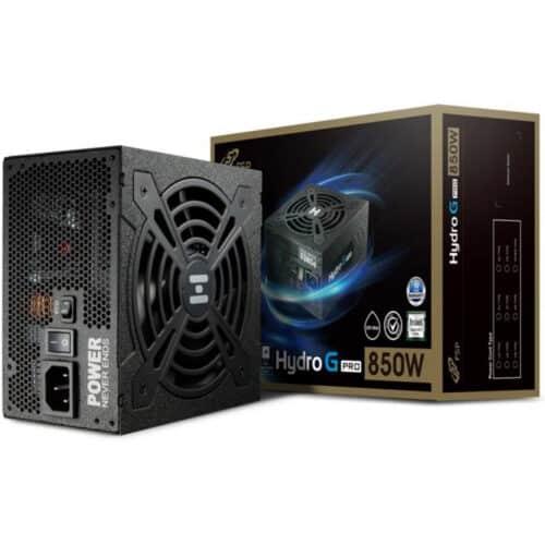 Sursa alimentare PC FSP G Series HYDRO G 850 PRO, 850W, ATX12V V2.52, Eficienta ≥ 90%