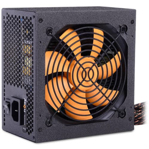 Sursa nJoy Ayrus 500, 500W Real Power, PFC Pasiv, 80 Plus