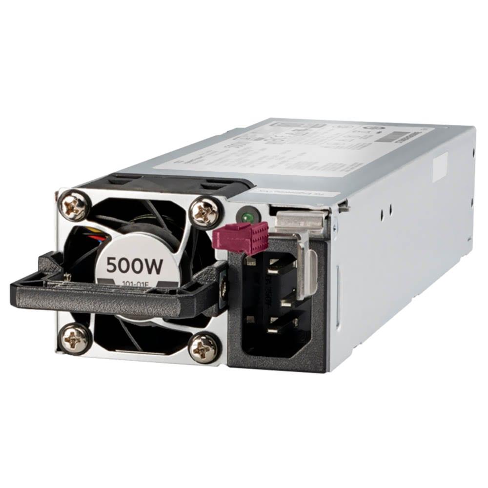 Sursa server HPE, 500 W, Flex Slot Platinum Hot Plug, 865408-B21