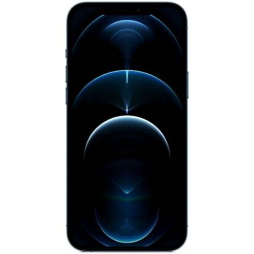 Telefon mobil Apple iPhone 12 Pro Max, 256GB, 6GB RAM, 5G, Pacific Blue, MGDF3__/A