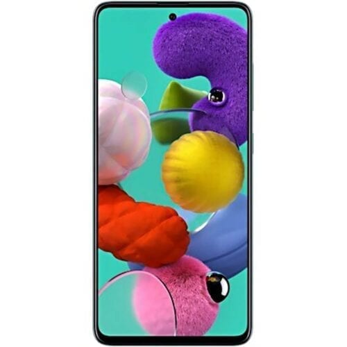 Telefon mobil Samsung Galaxy A51, Dual SIM, 128GB, 4GB RAM, 4G, Prism Blue, SM-A515FZBV