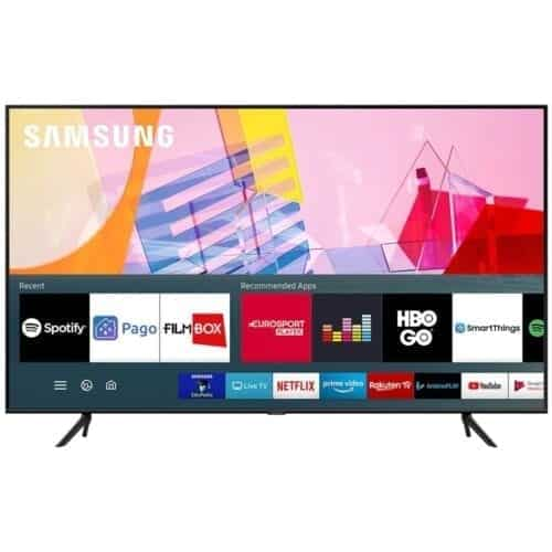 Televizor Samsung QLED QE75Q60TAUXXH, 189 cm, Smart, 4K, Ultra HD