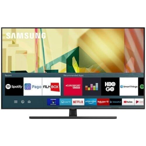 Televizor Samsung QLED QE85Q70TATXXH, 214 cm, Smart, 4K, Ultra HD