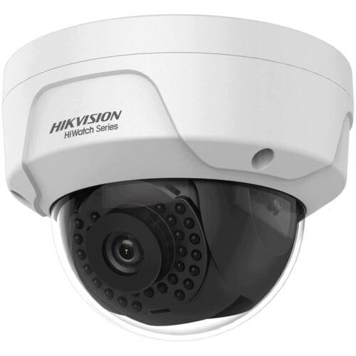 Camera de supraveghere Hiwatch IP dome HWI-D121H, lentila 2.8mm, 2MP, IR 30m, HWI-D121H-28