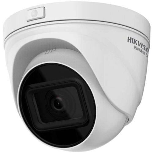 Camera de supraveghere Hiwatch IP turret HWI-T641H-Z, lentila 2.8-12mm, 4MP, IR 30m, HWI-T641H-Z-2.8-12