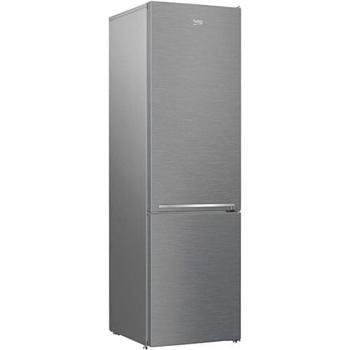 Combina frigorifica Beko RCNA406I40XBN, 362 l, A++, NoFrost, NeoFrost, SmoothFit, Argintiu