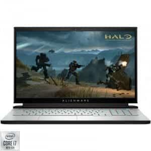 Laptop Gaming Alienware M17 R4, Intel Core i7-10870H, 17.3