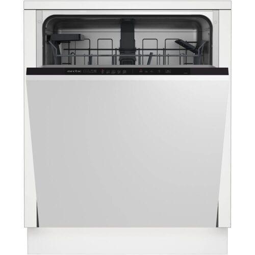 Masina de spalat vase incorporabila Arctic DBI542, 14 seturi, 5 programe, Clasa A++, Timer, Control touch, Alb