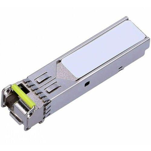 Modul fibra optica Hikvision HK-SFP-1.25G-20-1550, TX1550nm / 1.25Gbps, RX1310nm / 1.25G, LC, 0-20Km, Single Mode, HK-1.25G-20-1550