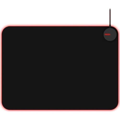 Mousepad gaming AOC AGON AMM700, iluminare RGB, Negru