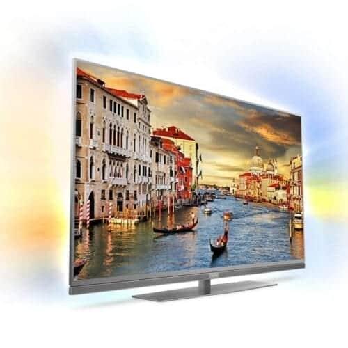 Televizor LED Profesional Philips Signature 49HFL7011T/12, 125 cm, 4K, Ultra HD, Smart, Wi-Fi, CI+