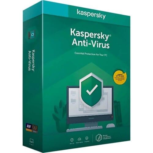 Licenta electronica Kaspersky Antivirus