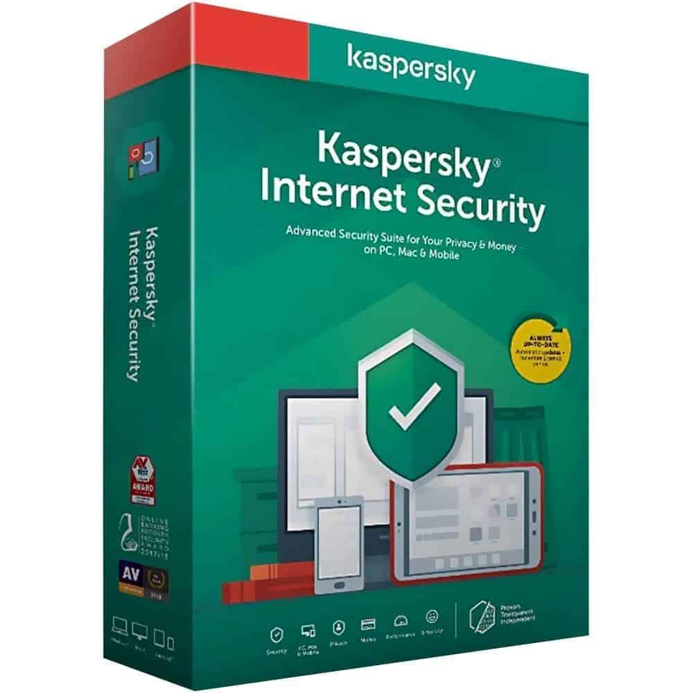 Licenta electronica Kaspersky Internet Security