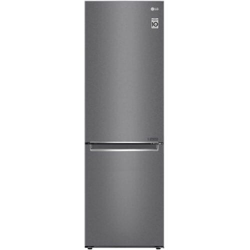 Combina frigorifica LG GBP31DSLZN, Clasa A ++, 234 L, 254 kWh / an, 180 cm, Inox